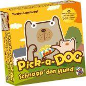Pick a Dog (Kartenspiel) Cover