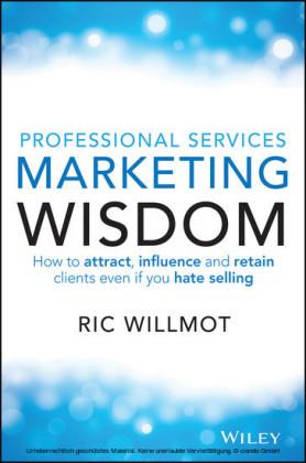 Professional Services Marketing Wisdom