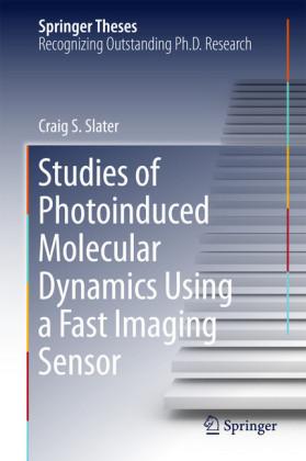 Studies of Photoinduced Molecular Dynamics Using a Fast Imaging Sensor