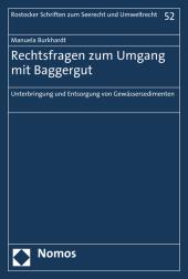 Rechtsfragen zum Umgang mit Baggergut