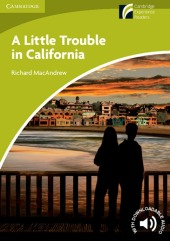 A Litttle Trouble in California, w. CD-ROM/Audio-CD Cover