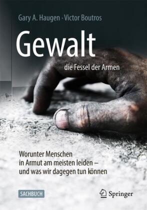 Gewalt - die Fessel der Armen