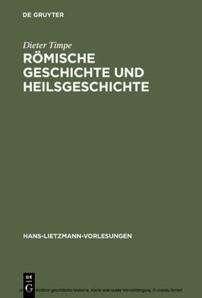 Römische Geschichte und Heilsgeschichte
