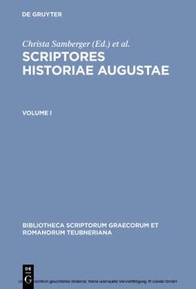 Scriptores historiae Augustae. Volume I