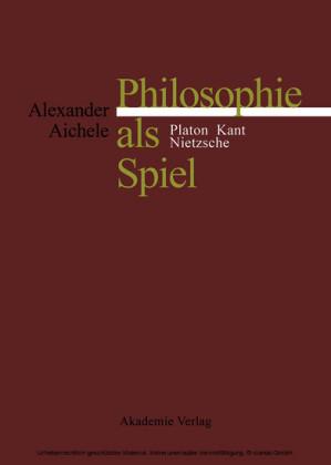 Philosophie als Spiel