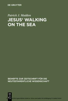 Jesus' Walking on the Sea
