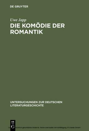 Die Komödie der Romantik