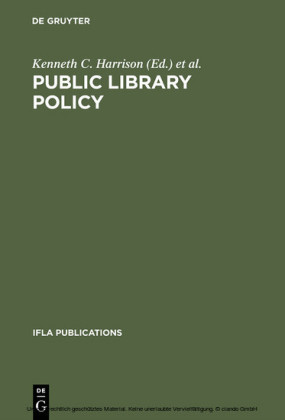 Public Library Policy