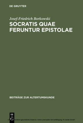 Socratis quae feruntur epistolae