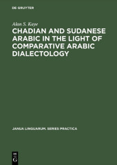 Chadian and Sudanese Arabic in the Light of Comparative Arabic Dialectology