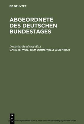 Wolfram Dorn, Willi Weiskirch