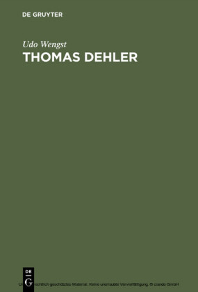 Thomas Dehler