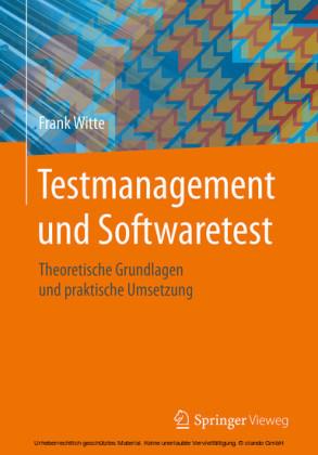 Testmanagement und Softwaretest