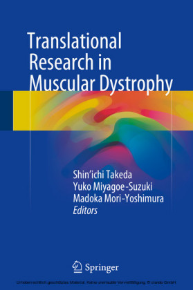 Translational Research in Muscular Dystrophy