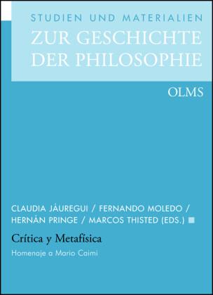 Crítica y Metafísica