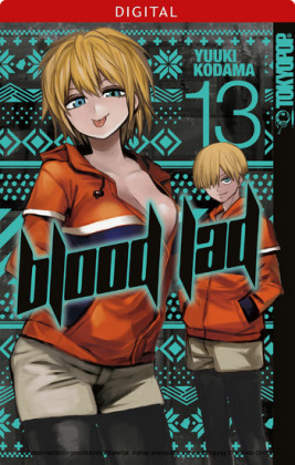 Blood Lad 13: Zeit der Konfrontation
