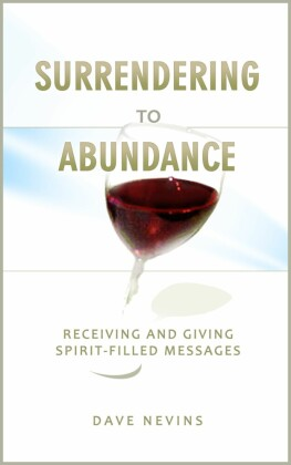 Surrendering to Abundance