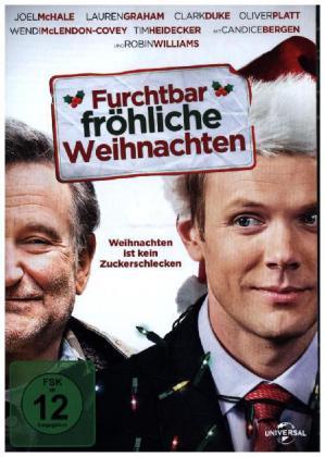 Furchtbar fröhliche Weihnachten, 1 DVD