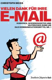 Vielen Dank für Ihre E-Mail