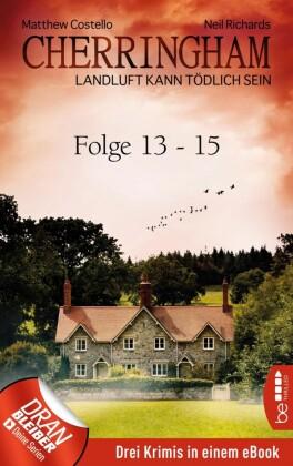 Cherringham Sammelband V - Folge 13-15
