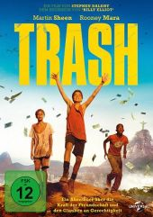 Trash, 1 DVD