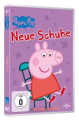 Peppa Pig - Neue Schuhe, 1 DVD