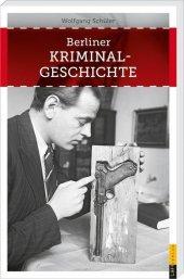 Berliner Kriminalgeschichte Cover