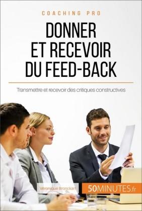 Donner et recevoir du feed-back