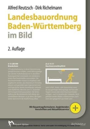 Landesbauordnung Baden-Württemberg im Bild - E-Book (PDF)
