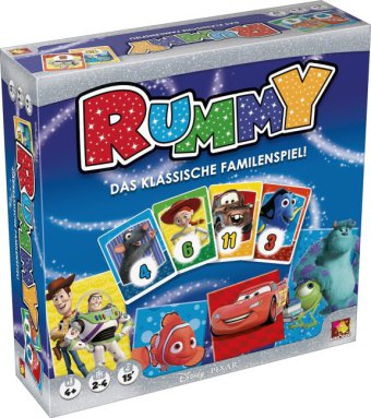 Disney Rummy (Kartenspiel)