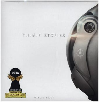 Time Stories - Corse Set+ Asylum (Spiel)