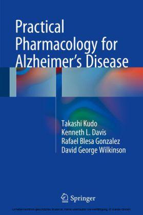 Practical Pharmacology for Alzheimer's Disease