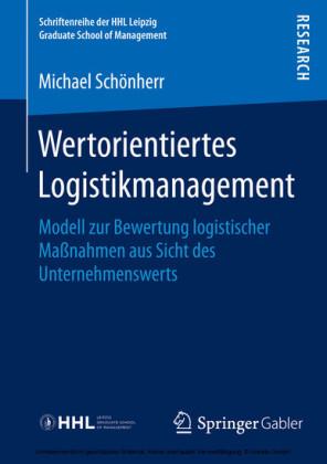 Wertorientiertes Logistikmanagement