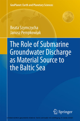 The Role of Submarine Groundwater Discharge as Material Source to the Baltic Sea