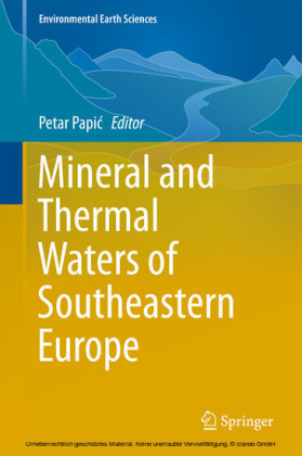 Mineral and Thermal Waters of Southeastern Europe