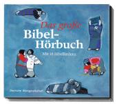 Das große Bibel-Hörbuch, 2 CD-Audio Cover