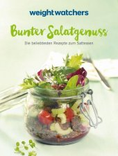 Weight Watchers - Bunter Salatgenuss Cover