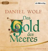 Das Gold des Meeres, 2 MP3-CDs Cover
