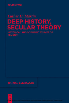 Deep History, Secular Theory