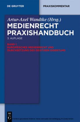 Europäisches Medienrecht und Durchsetzung des geistigen Eigentums