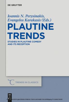 Plautine Trends
