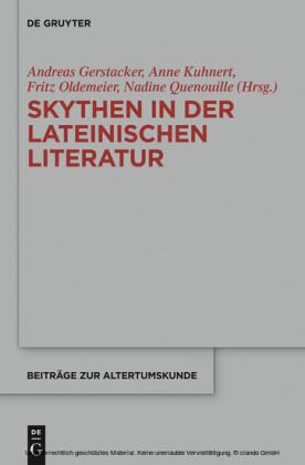 Skythen in der lateinischen Literatur