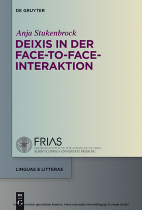 Deixis in der face-to-face-Interaktion