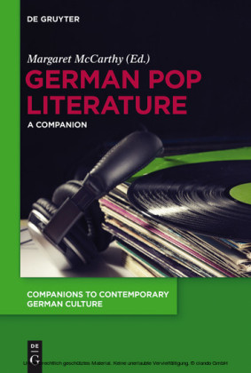 German Pop Literature