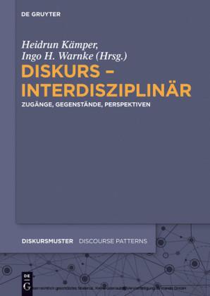 Diskurs - interdisziplinär