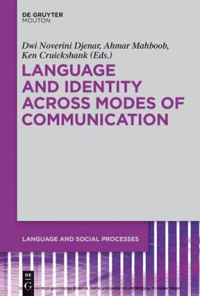 Language and Identity across Modes of Communication