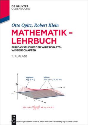 Mathematik - Lehrbuch