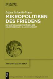 Mikropolitiken des Friedens
