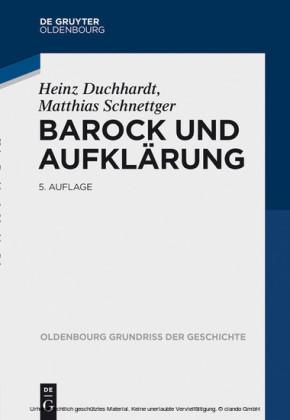 Barock und Aufklärung