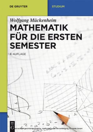 Mathematik für die ersten Semester
